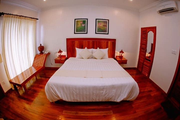 Tasteful and stylish room in Siem Reap - Krong Siem Reap - Pis