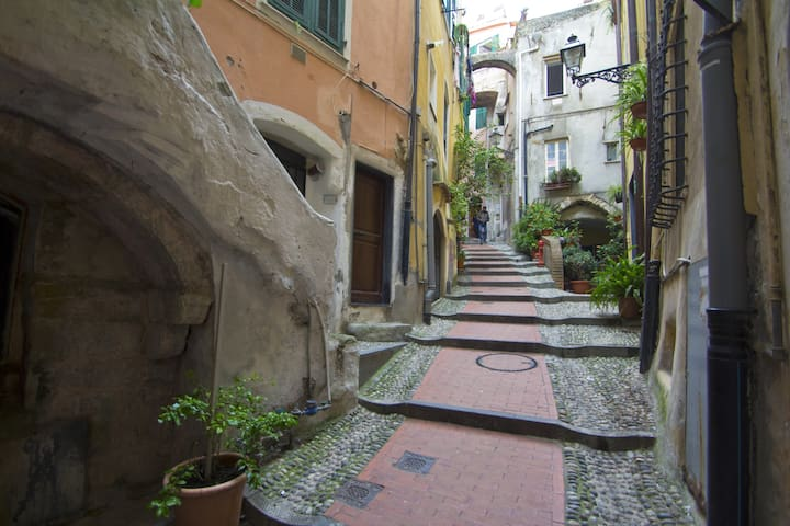 MINI ACCOMMODATION IN SANREMO LIGUR - Sanremo - Rumah