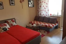 FLAT for RENT 2 - 5 people
