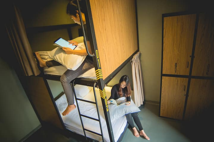 Traveler Bunker Hostel 1 - Room 201