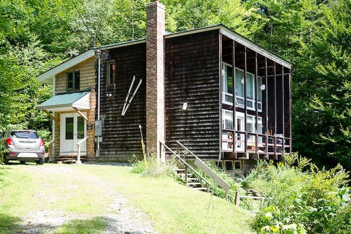 Private Vermont Mountain Retreat
