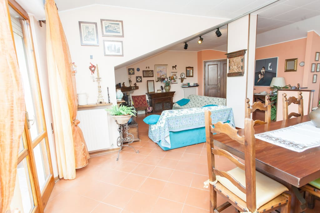 UMBRIAN HOLIDAYS IN COZY APARTMENT