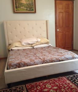 2 Big Rooms-1400 MNTH!!!-15MINS NYC - Kearny - Apartment