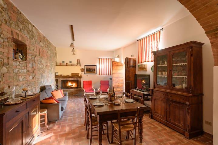 Casa San Piero Rental in Chianti - Castelnuovo Berardenga  - Rumah