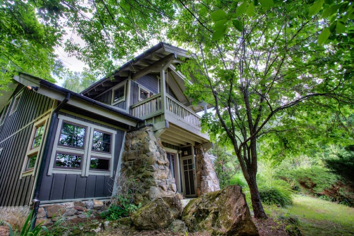 Snowball Mountain; Luxury w/Spectacular Views, hiking & more, Close to Asheville - Barnardsville - Apartment
