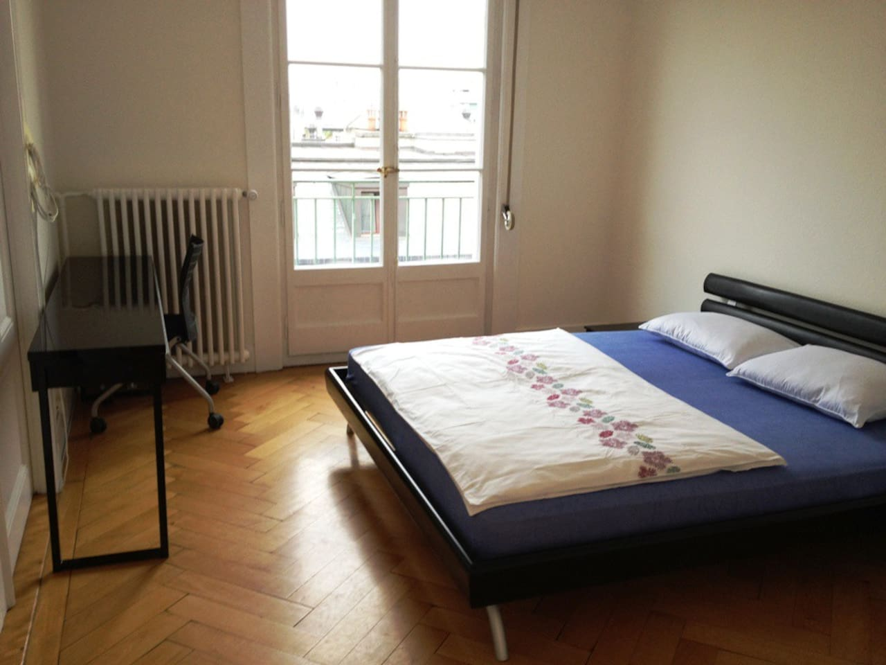 Furnished Room in a renovated apt.