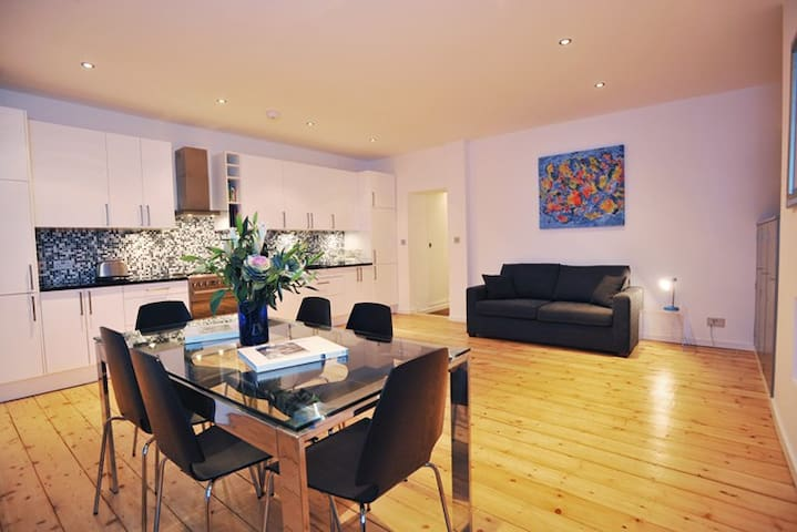 Superb Camden Flat w Private Garden - London - Apartment