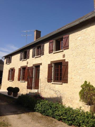 Logement dans fermette - Audeville - House