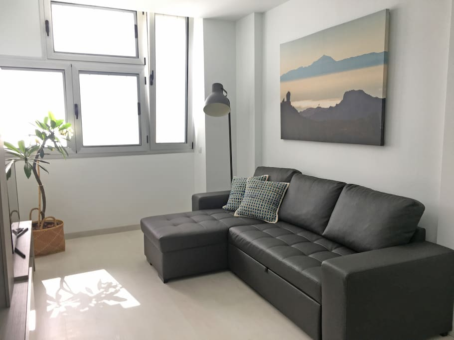 Living room - Sofa bed