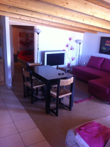 Cosy sunny apartment at Corfu city - Κέρκυρα - Wohnung