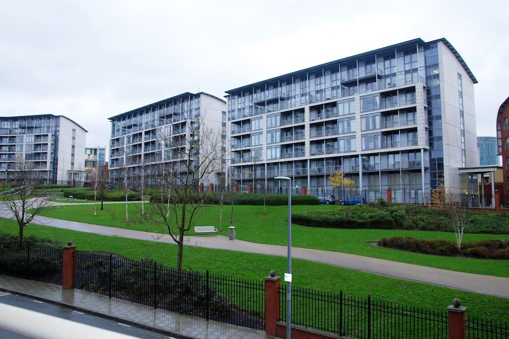 Birmingham City Centre Apartment Apartments For Rent In