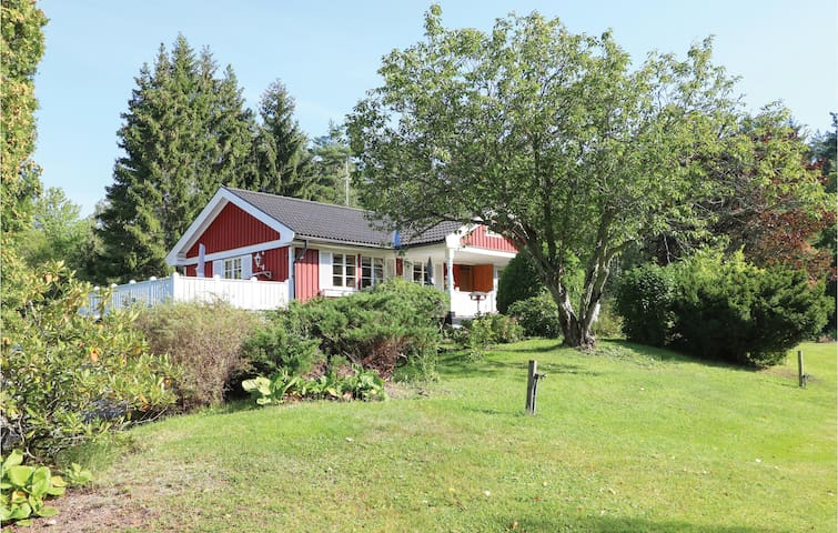Holiday cottage with 3 bedrooms on 71m² in Stallarholmen