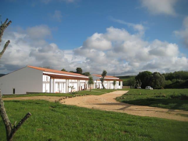 Eco-holiday houses near Aljezur - Odemira - Casa