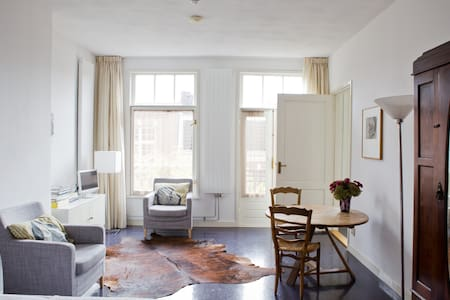 Spacious bed-no-breakfast apartment - Amsterdam - Apartment