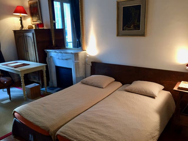 Charming room with style - Paris - Daire