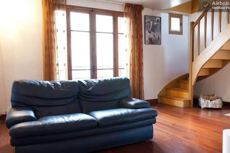Big room in a charming house - Palaiseau - House