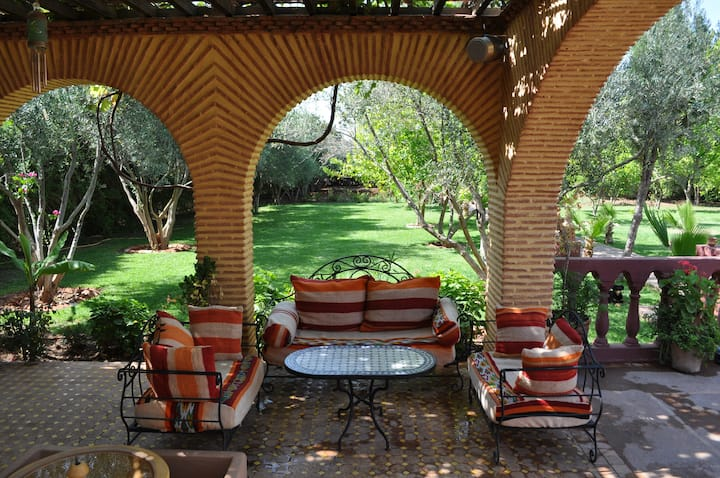 The One Serenity Villa in Marrakech