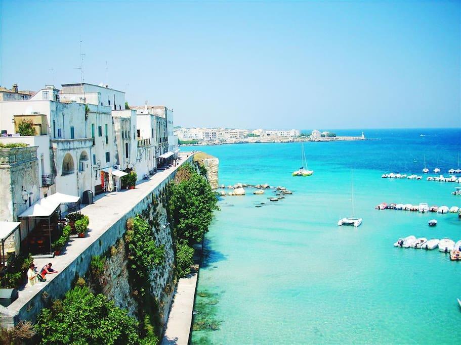 Otranto - Bastioni
