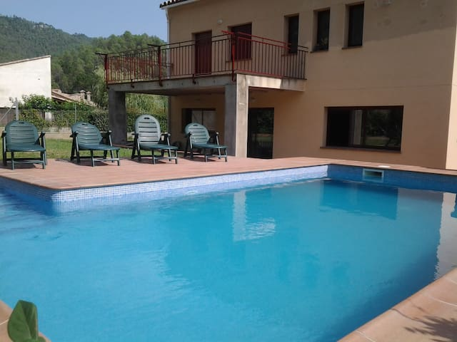 large private pool, open May-September