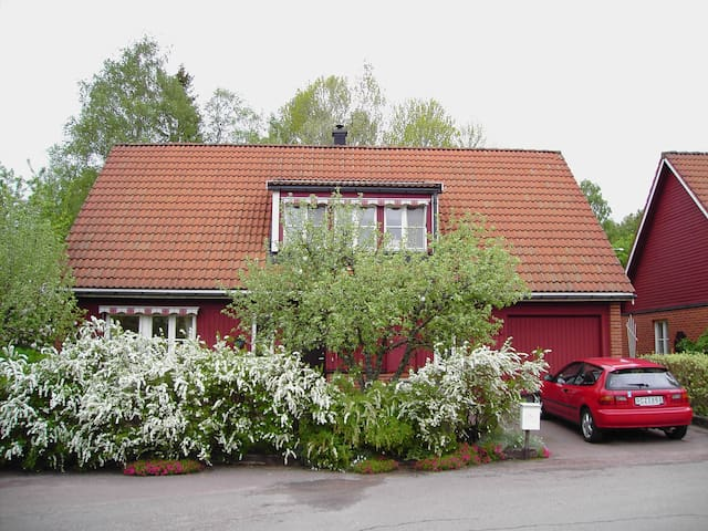 Sunny opportunity for 1-3 people - Karlstad - Haus