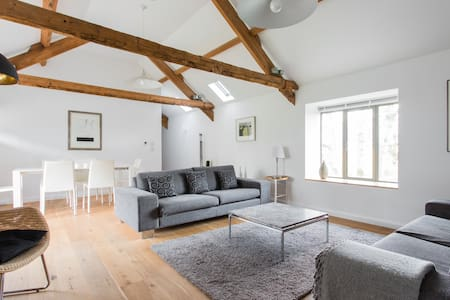 Owl Barn Stylish & Wonderful views! - Llandovery - Casa