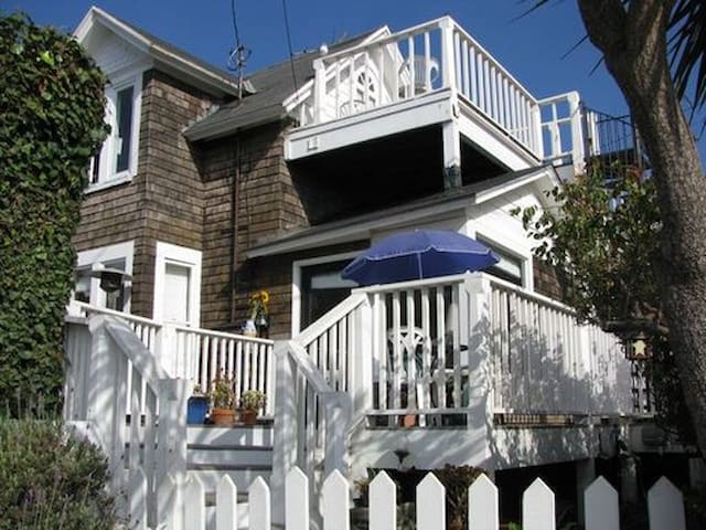 WOW GREAT PRICE BEACH HARBOR HOUSE! - Santa Cruz