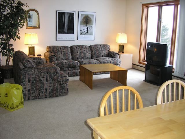 Stratton Mt Ski-In/Out Condo 2/16-19