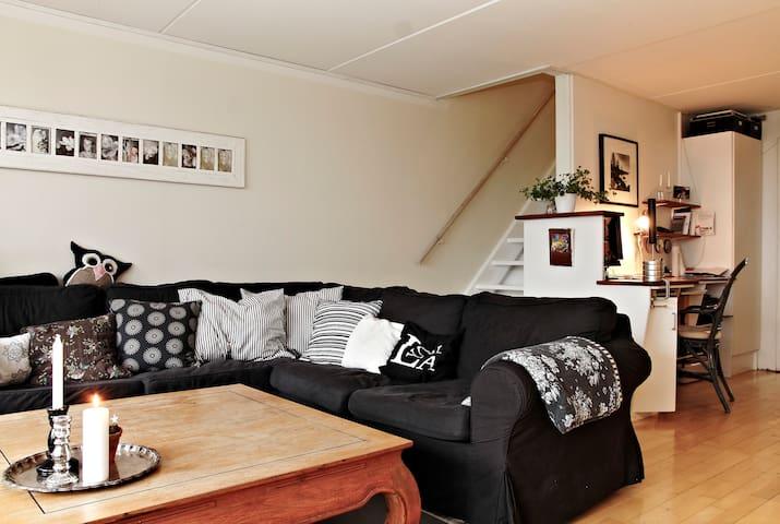 Complete house, 25 min. from CPH C. - Albertslund - Casa