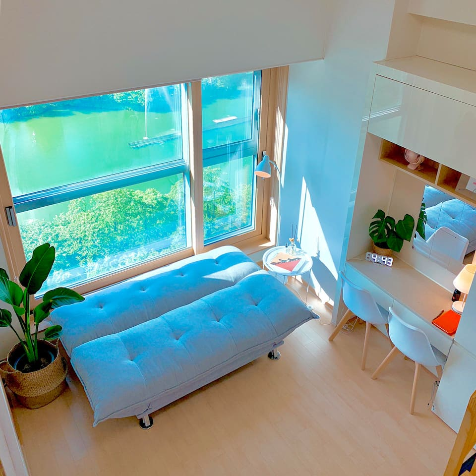 Clean & Cozy [Nature house]