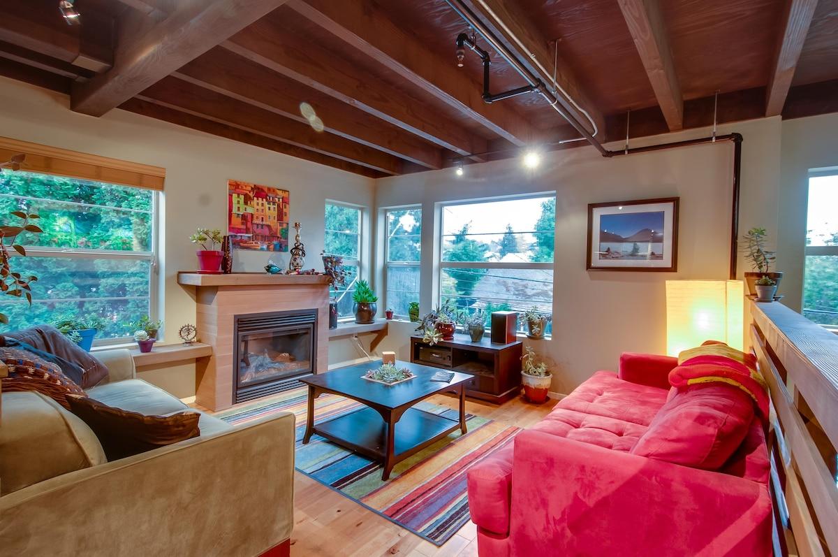 long term portland vacation homes