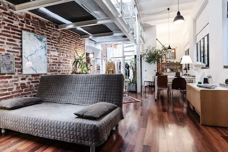 Milano downtown cozy loft  (wi fi) - Mailand - Loft