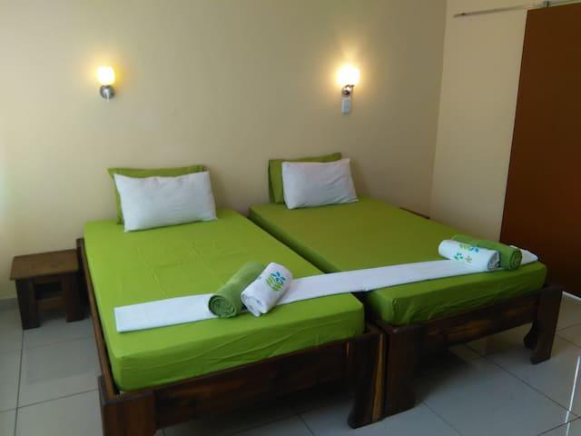 zambezi, capricorn guesthouse room 6