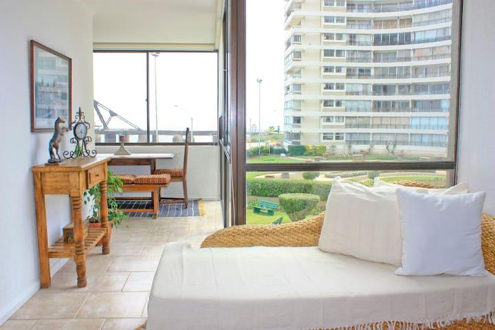 B&B Above Acapulco Beach. - Viña del Mar - ที่พักพร้อมอาหารเช้า