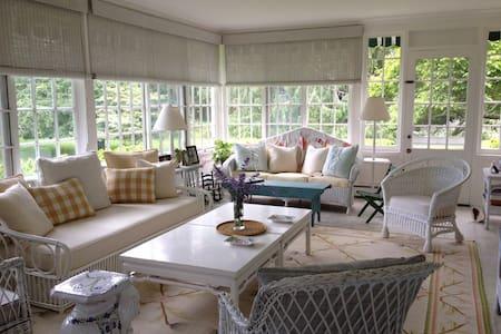 East Hampton Spacious Village Home - East Hampton