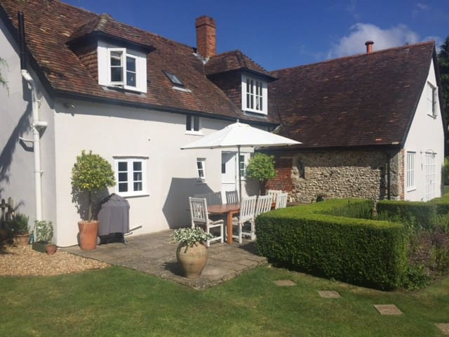 Fabulous, peaceful & stylish period property - Canterbury - Casa