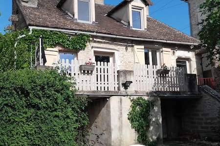 Maison au hameau de Montbogre - Saint-Désert - Hus
