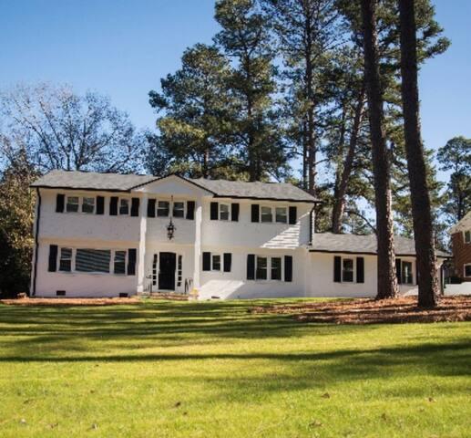 Augusta National Masters Rental
