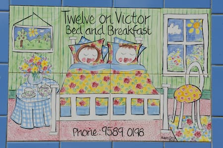 Twelve on Victor Luxury Boutique Bed and Breakfast - Beaumaris