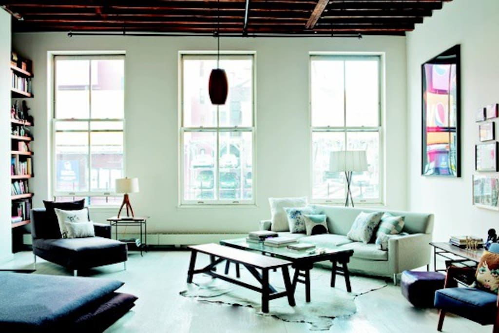Luxury Loft Noho New York City Lofts For Rent In New York New York United