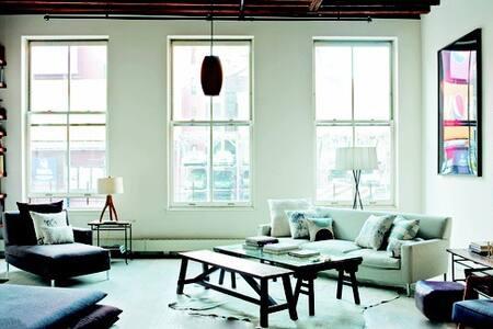 Luxury Loft Noho New York City