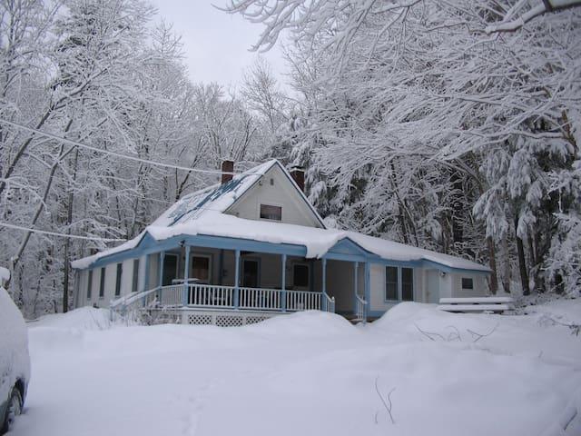 THE BROOK HOUSE AT ECHO LAKE