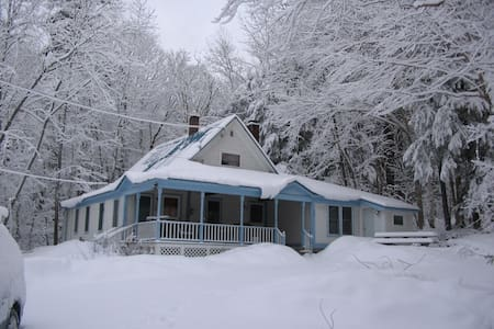 Little Brook House at Echo Lake - Plymouth - Huis