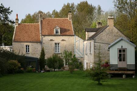 Charming B&B by the sea in Normandy - Ver-sur-Mer - Guesthouse