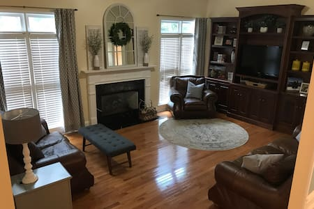 Large family home 7.5 miles from Stadium
