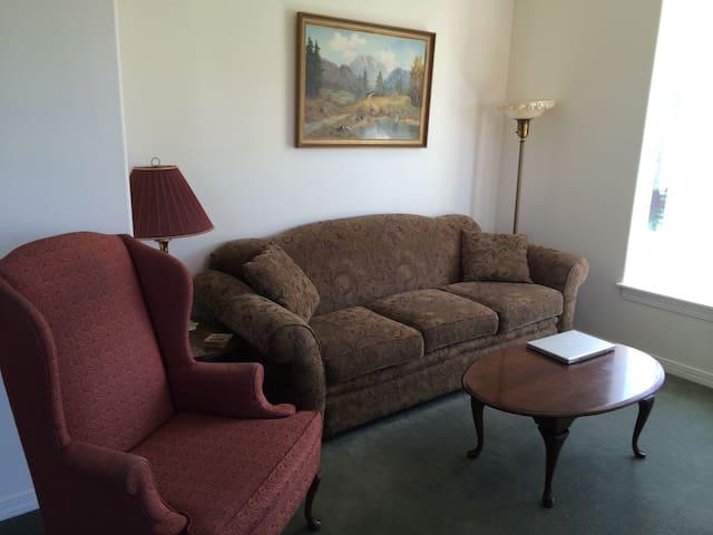 4th Street Inn View flat sleeps 6 - Ashland - Apartment