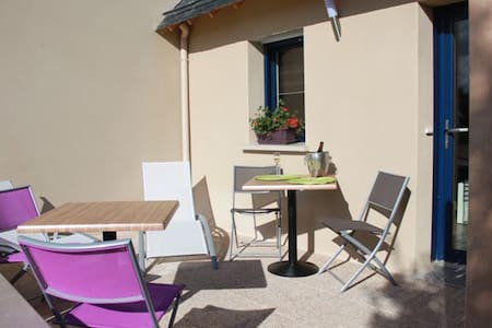 Duplex douillet avec terrasse au calme - Noyalo - House