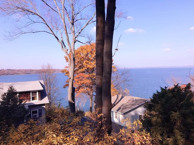 Entire Sweet Arts&Crafts Cottage - Sea Cliff - Kabin