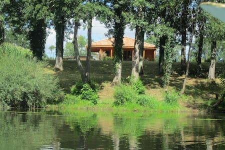 Un endroit de rêve en Dordogne - Mauzac-et-Grand-Castang - Chalé