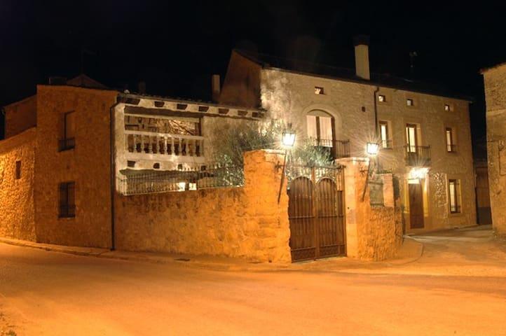 Casa rural El rincón de la estanquera. - San Pedro de Gaíllos - Casa