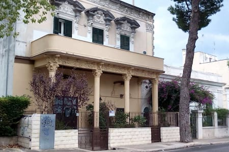 Casa fine 800 stile liberty - บารี - บ้าน
